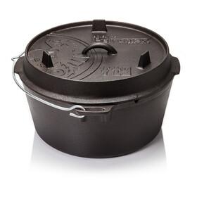 Petromax Vuurpot zonder poten/ft 9 zwart